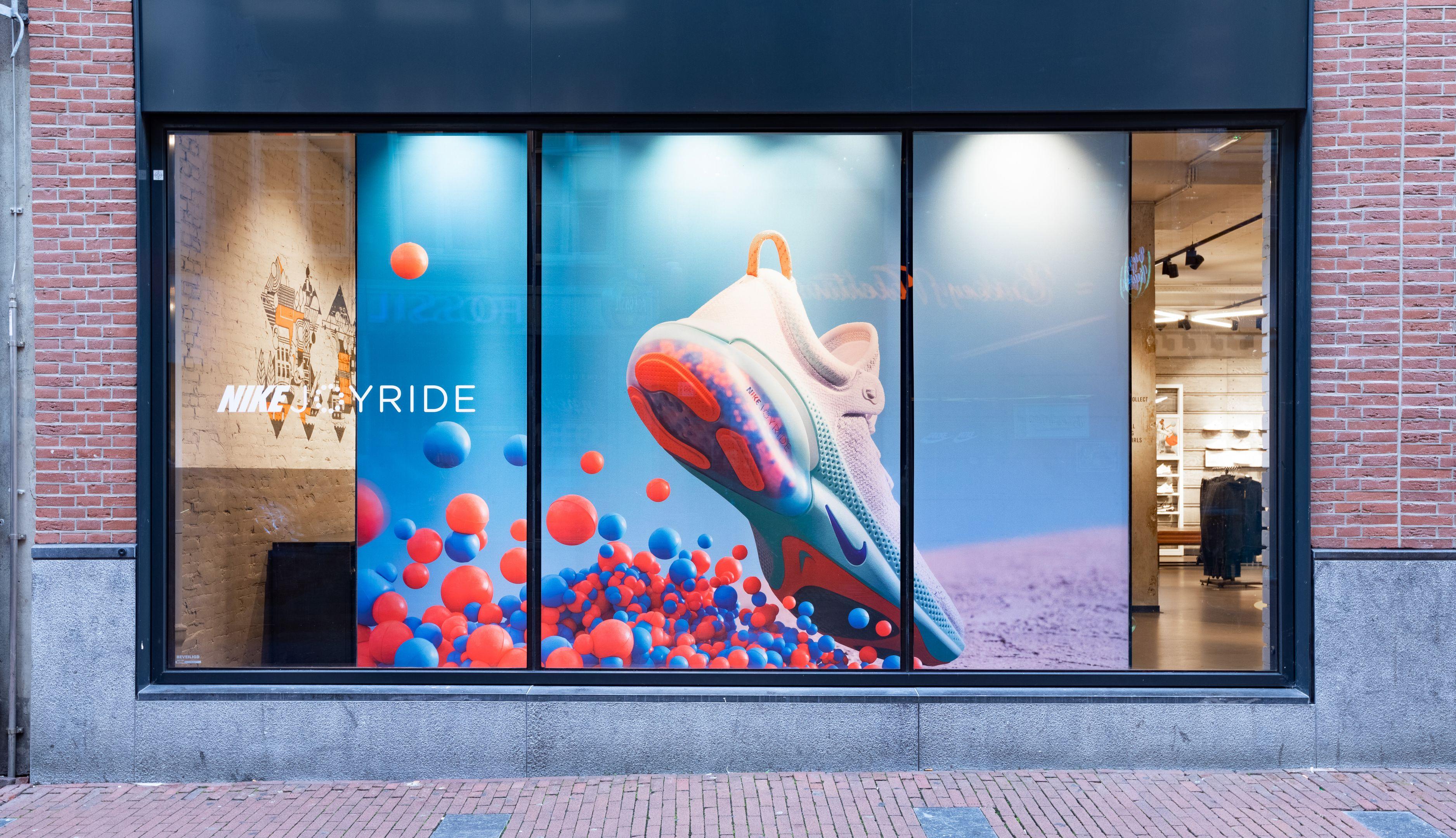 Nike Joyride Amsterdam Confetti Reclame
