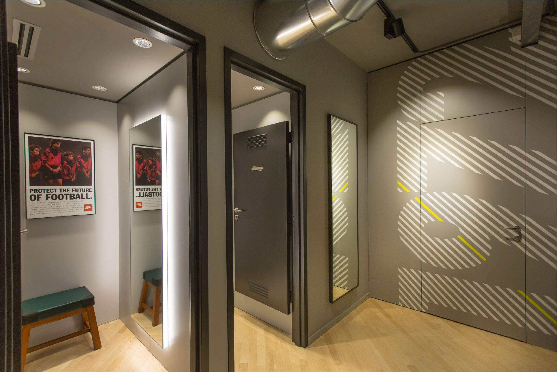 Adidas Room Design